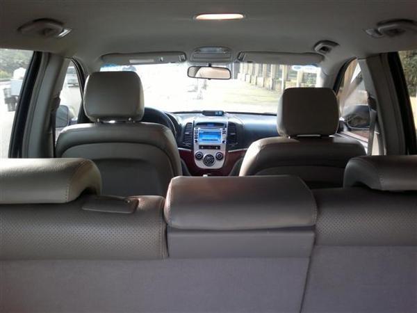Xe Hyundai Santa Fe  2008