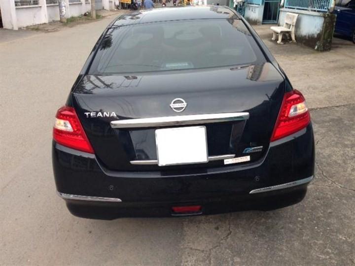 Xe Nissan Teana  2012