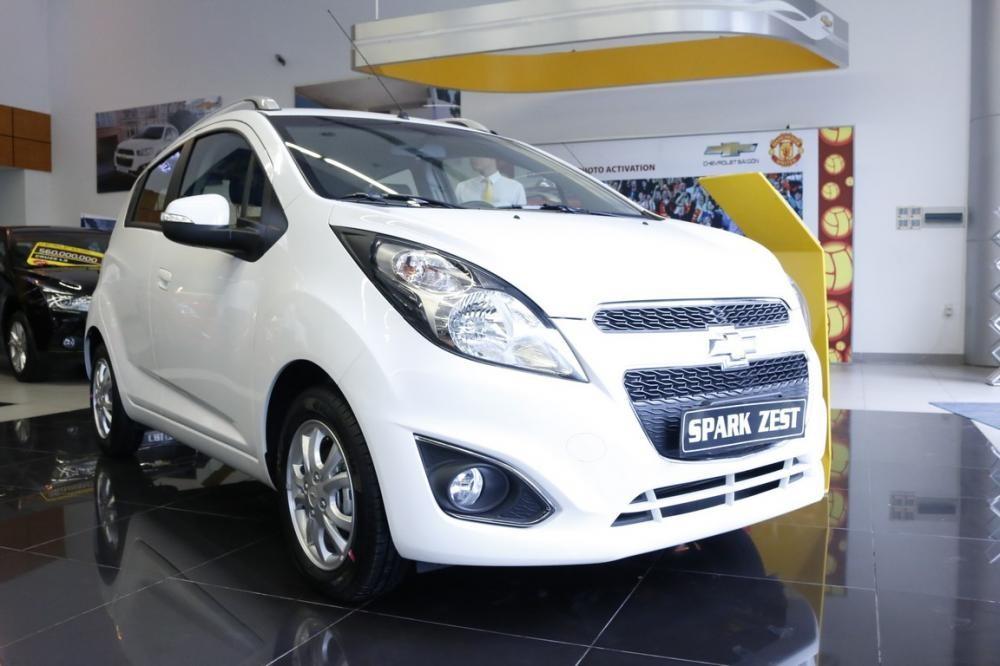 Xe Chevrolet Spark LS 2015