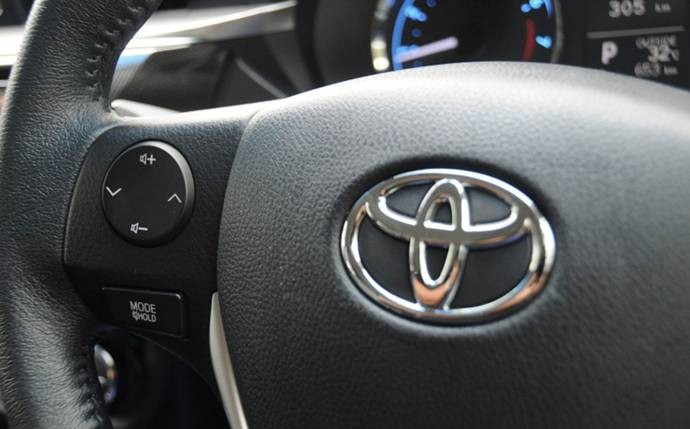 Xe Toyota Corolla altis  2014