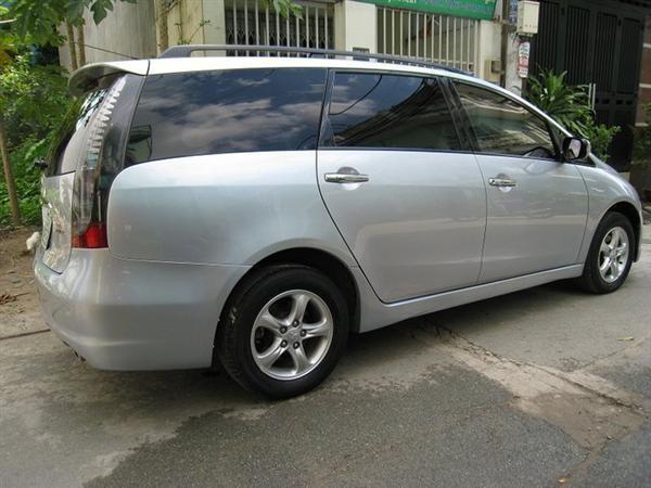 Xe Mitsubishi Grandis  2005