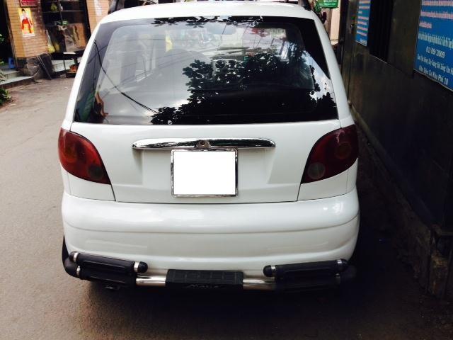 Xe Daewoo Matiz  2004