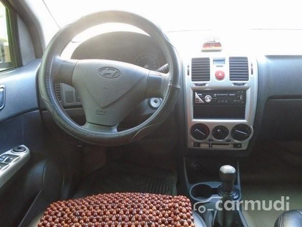 Xe Hyundai Getz  2010