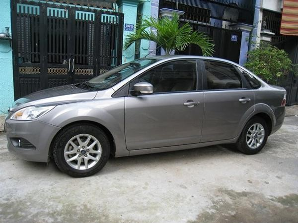 Xe Ford Focus  2010