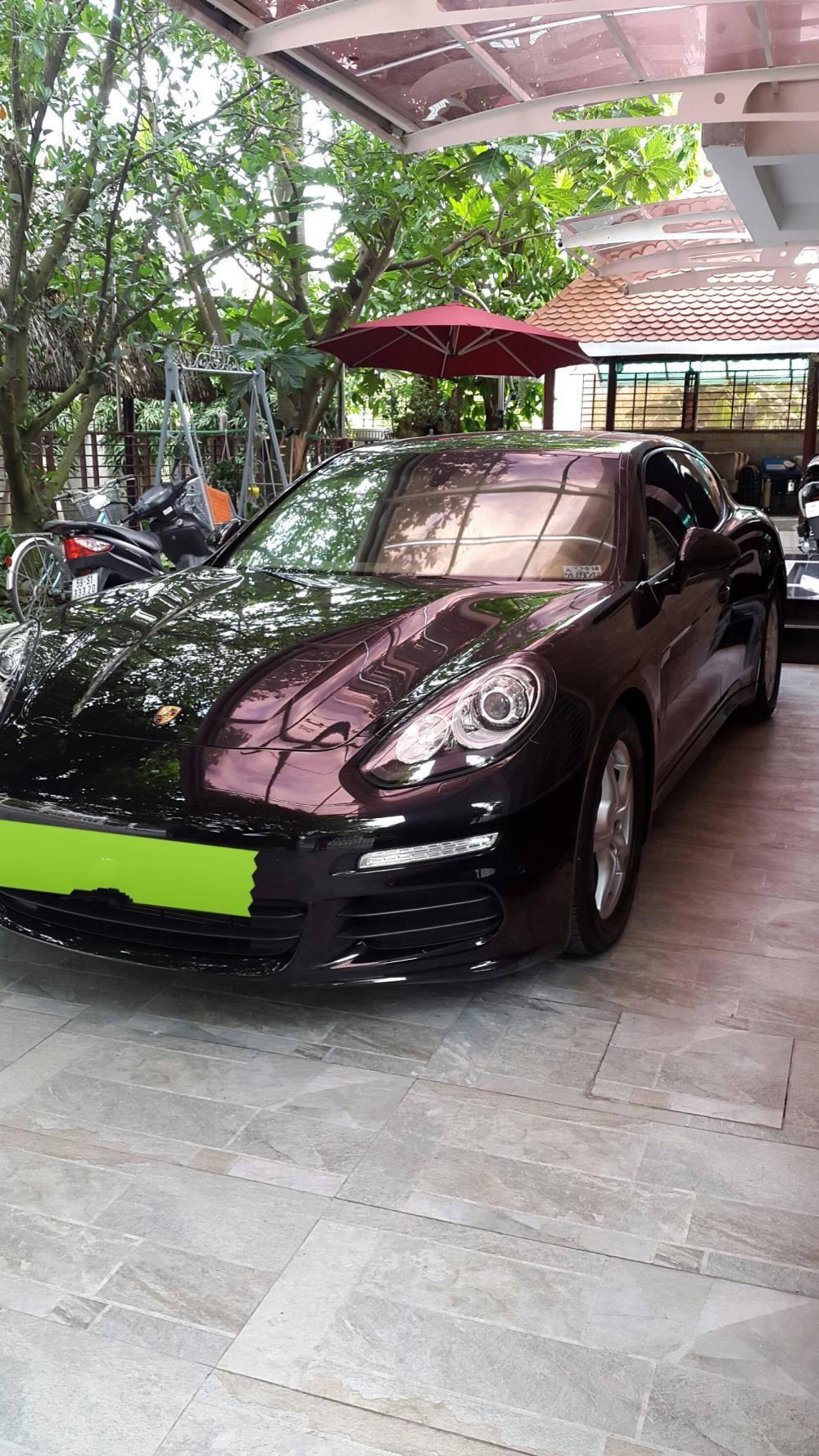Xe Porsche Panamera  2014