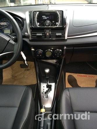 Xe Toyota Vios 1.5G   2015