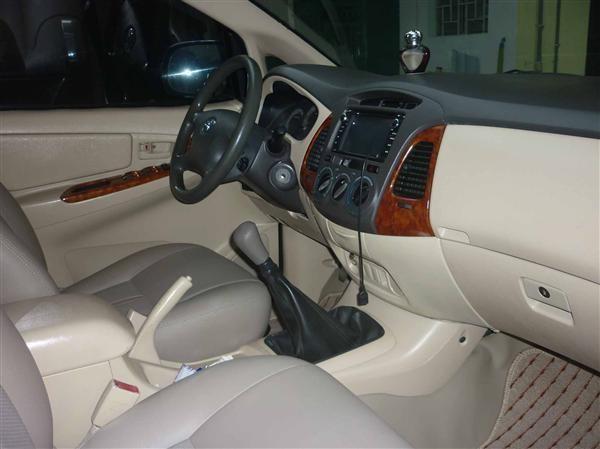 Xe Toyota Innova  2007