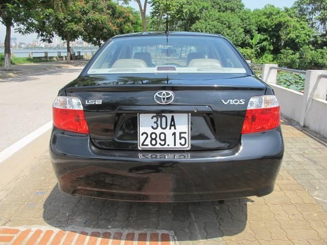 Xe Toyota Vios  2006