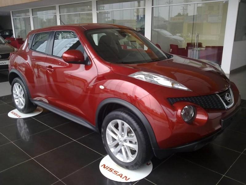 Xe Nissan Juke  2013
