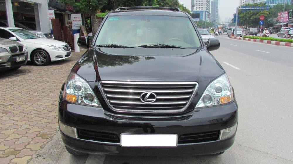 Xe Lexus GX  2005