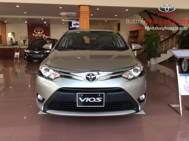 Xe Toyota Vios  2015