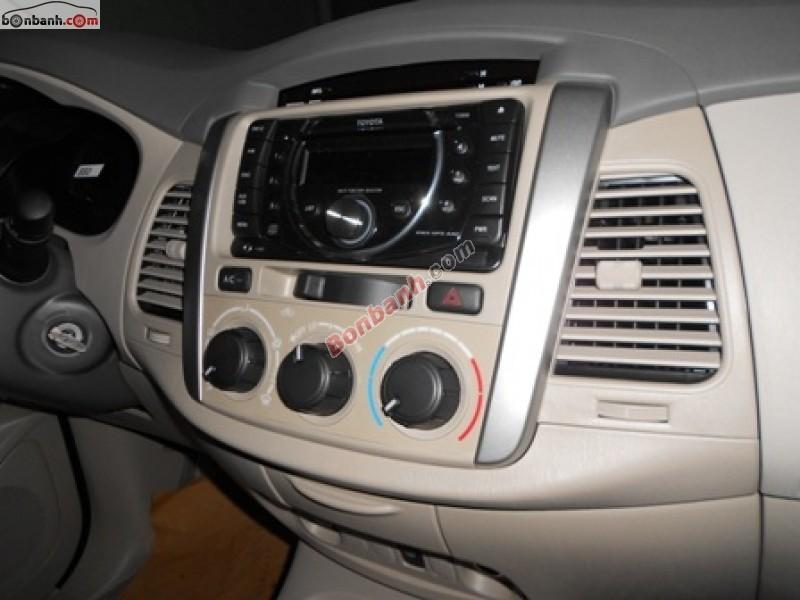 Xe Toyota Innova E 2015
