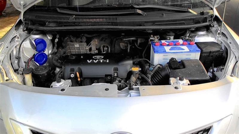 Xe Toyota Yaris  2008