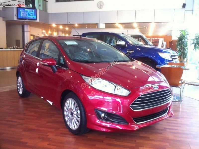 Xe Ford Fiesta   1.0AT 2015