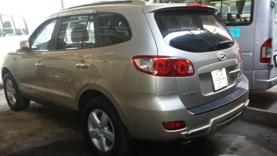 Xe Hyundai Santa Fe  2009