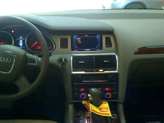 Xe Audi Q7  2011
