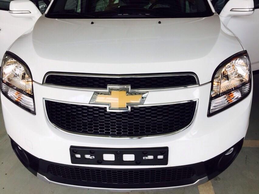 Xe Chevrolet Orlando  2015