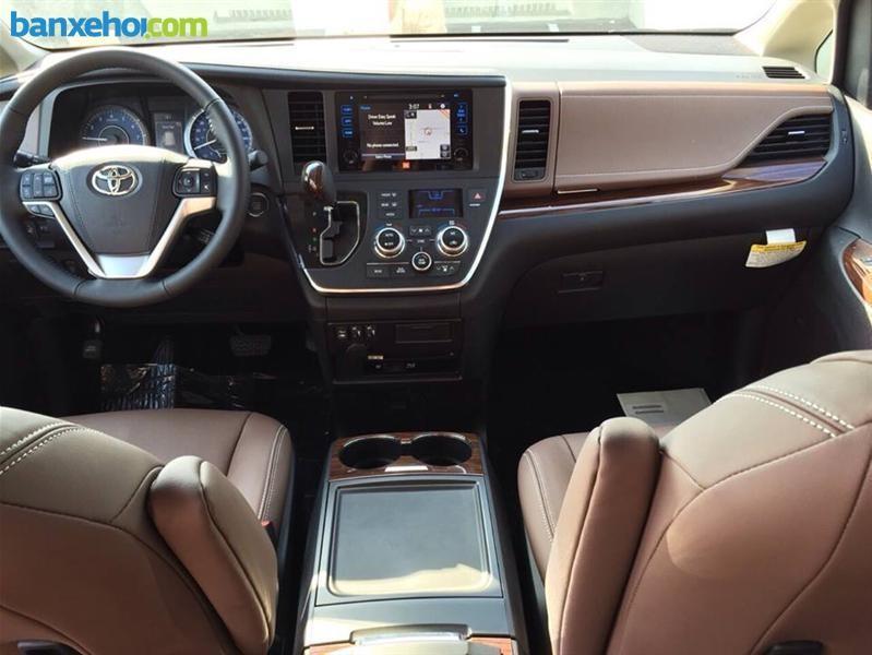 Xe Toyota Sienna   2014
