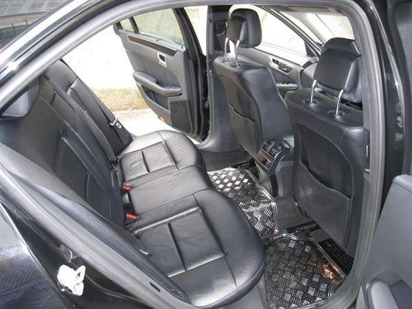 Xe Mercedes-Benz E250  2009