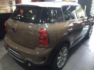 Xe Mini Cooper CountryMan -   mới Nhập khẩu 2016