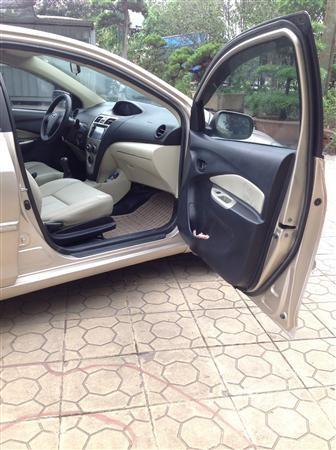 Xe Toyota Vios E  2008