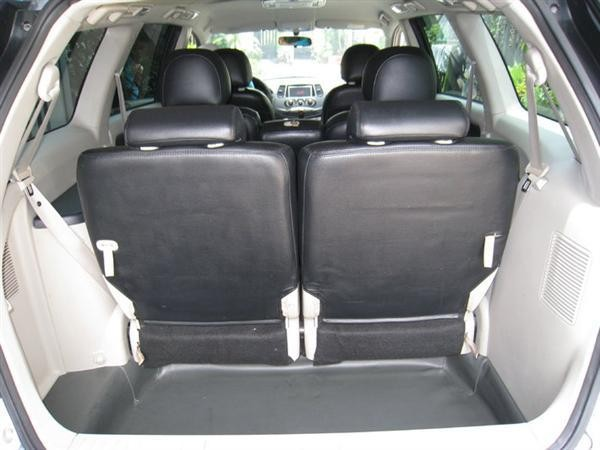 Xe Mitsubishi Grandis  2008