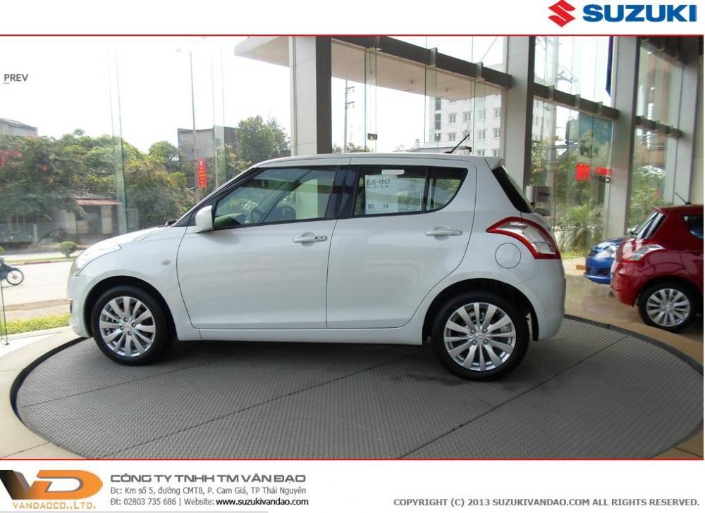 Xe Suzuki Swift  2014