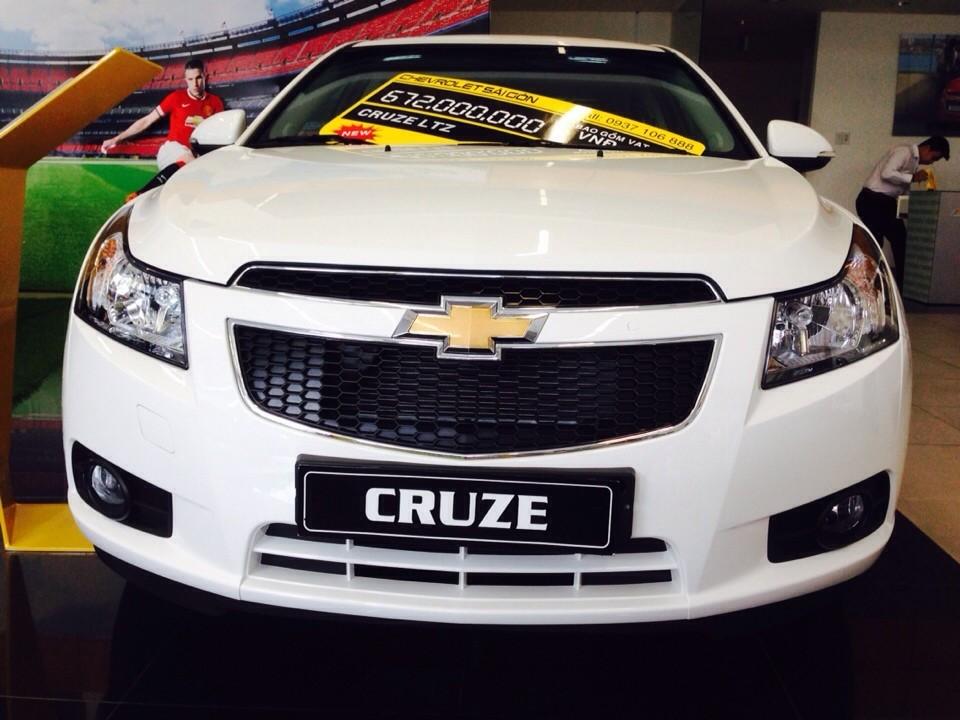 Xe Chevrolet Cruze  2015