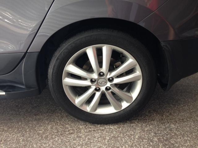 Xe Hyundai Tucson  2012