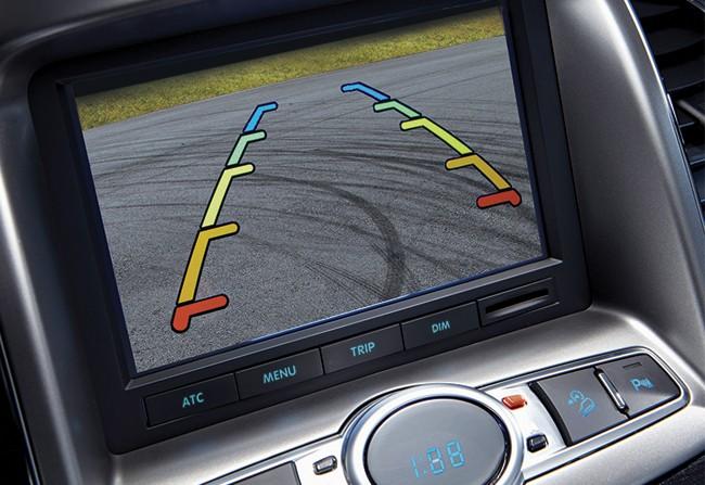 Xe Chevrolet Captiva 2.8 LTZ 2015