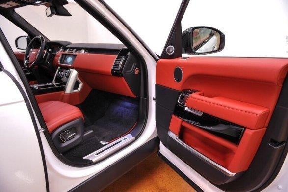 Cần bán LandRover Range Rover Autobiography năm 2016, màu trắng, nhập khẩu chính hãng