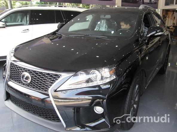 Xe Lexus RX 350 2014