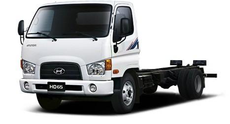 Cần bán Hyundai HD đời 2015, màu xanh lam, xe nhập