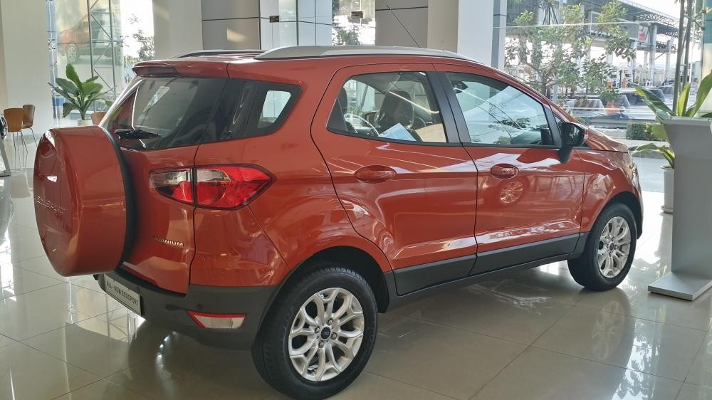 Xe Ford EcoSport Trend MT 2015