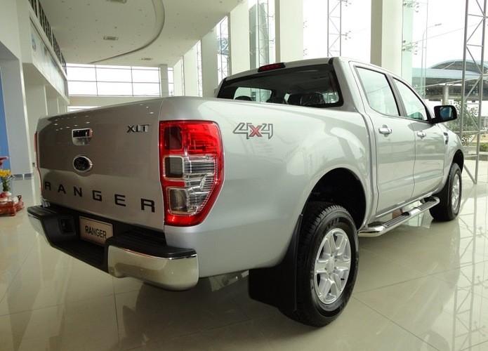 Cần bán xe Ford Ranger XLT 4x4 MT đời 2016, màu xám, nhập khẩu nguyên chiếc