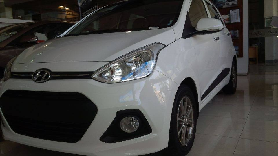Xe Hyundai i10 1.0   2015