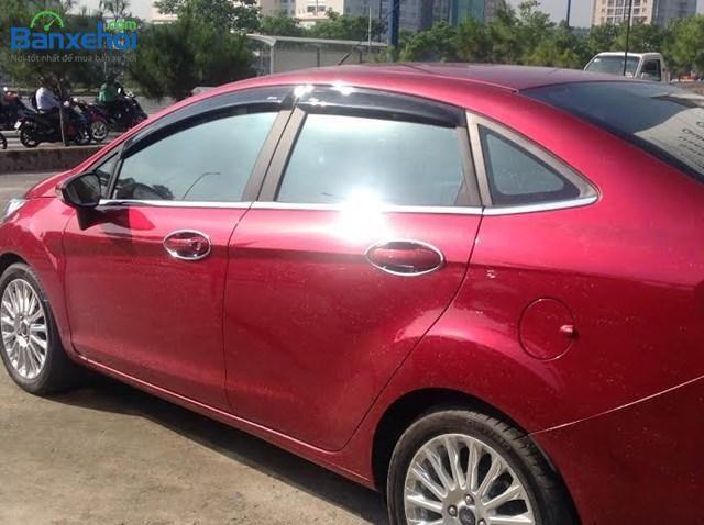 Cần bán xe Ford Fiesta 1.6 đời 2014, màu đỏ, nhập khẩu chính hãng, giá 520 triệu