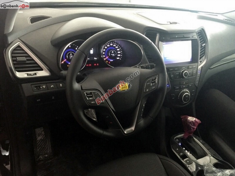 Xe Hyundai Santa Fe 2.4 MPI 2015
