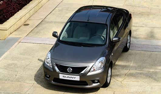 Cần bán Nissan Sunny SE đời 2016, màu xám
