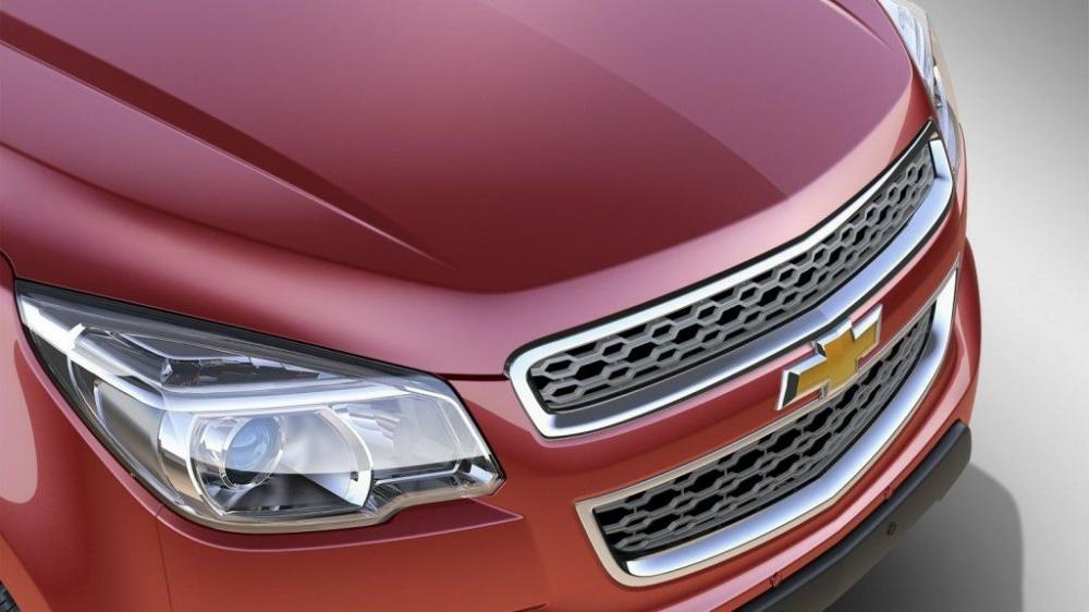 Xe Chevrolet Colorado LT 2015