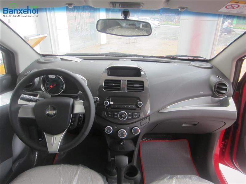 Xe Chevrolet Spark LTZ 2015