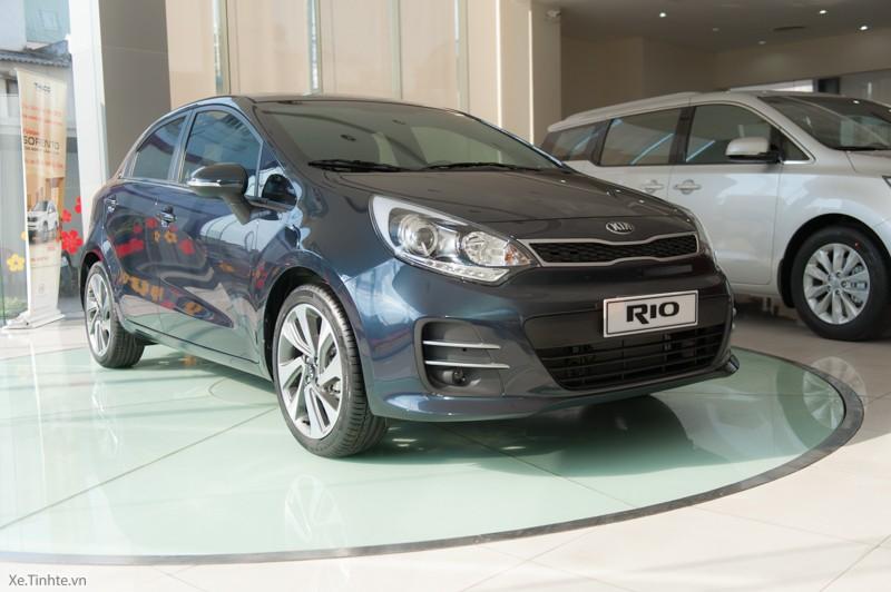 Kia Rio nhập khẩu chính hãng, mới 100%