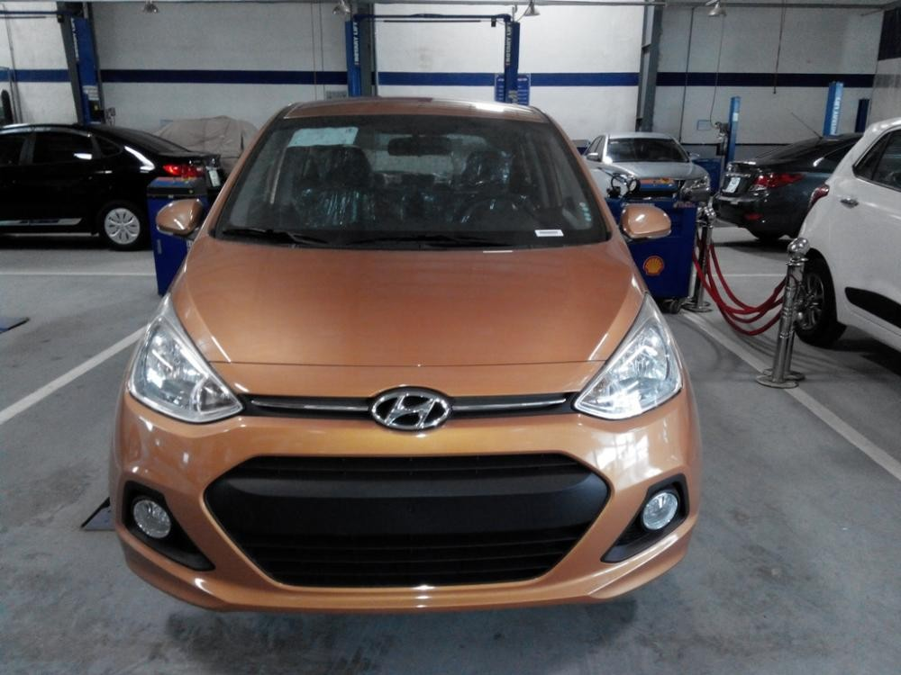 Cần bán Hyundai Grand i10 model 2016 Đà Nẵng, nhập khẩu chính hãng - LH: Trọng Phương 0935.536.365 - 0905.699.660