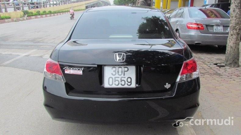 Xe Honda Accord  2009