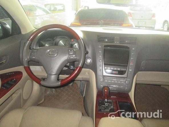 Xe Lexus GS 350 2007