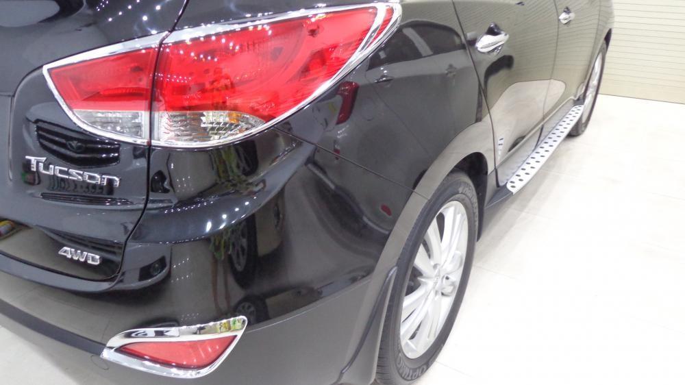Xe Hyundai Tucson  2011