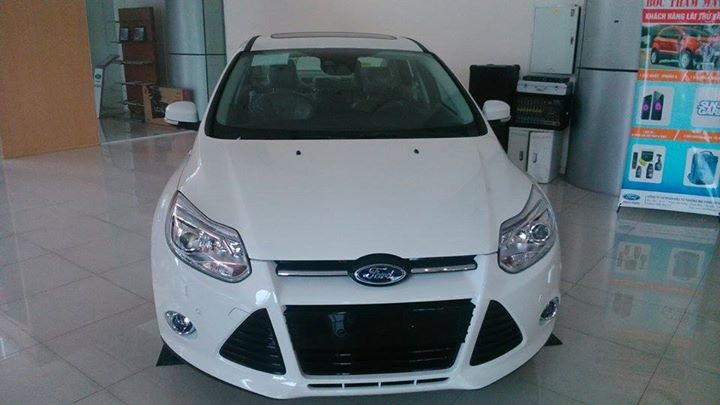 Xe Ford Focus 2.0AT 2015