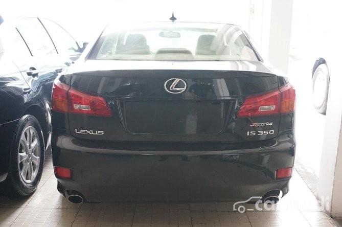 Cần bán xe Lexus IS 350 sản xuất 2007, màu đen, nhập khẩu