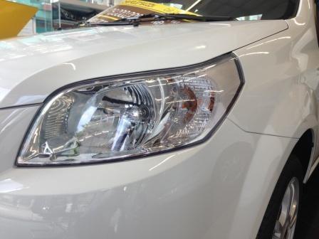 Xe Chevrolet Aveo LTZ 2014