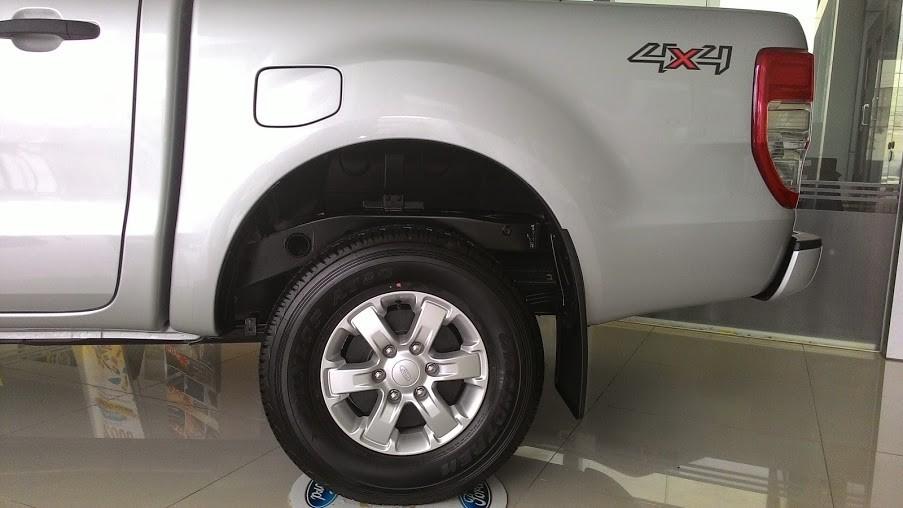 Bán xe Ford Ranger XL đời 2018, màu bạc, nhập khẩu chính hãng, hỗ trợ trả góp 80%